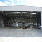 Costruzione di memoria dell'aeroplano della struttura d'acciaio con Nizza il disegno