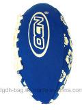 주문을 받아서 만들어진 PVC1-9 영국 기계에 의하여 바느질되는 축구, PU 축구, 럭비 공을 판매하는 제조자