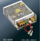 Электропитание серии Sc-35W одновыходовое для обязанности батареи (UPS)