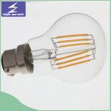 bulbo do diodo emissor de luz Edison do UL de 2W 4W 6W 8W 10W
