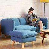 Nuovo sofà moderno del tessuto della camera da letto dell'hotel della mobilia del salone