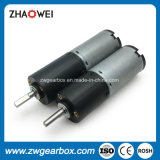 Micro 0.5-4.5W 12V / 24V Brush / Brushless DC Gear Motor