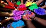 Люминесцентные краски Disperse сини 354 Disperse ткани теннисного мяча крася
