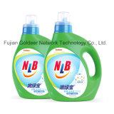 Liquide de détergent de blanchisserie de Goldeer Narubo (fleur)