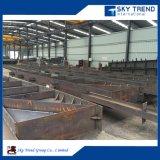 Costruzione pesante professionale della struttura d'acciaio di disegno della Cina