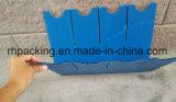 Strato vuoto dei pp Coroplast/scheda di plastica di plastica di protezione di separazione/costruzione ed edificio del polipropilene in casella