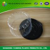 De duidelijke Plastic Container van de Koepel van de Cake van de Bakkerij