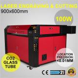 Máquina de estaca do laser da máquina de gravura do laser Kh9060