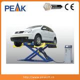 タイヤの変更のための油圧移動可能なはさみ上昇(E280)