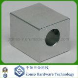 OEM Aangepaste Machinaal bewerkte Componenten die van de Draaibank van het Aluminium van de Precisie CNC Delen machinaal bewerken
