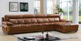 يعيش غرفة أثاث لازم جلد [ركلينر] ركن أريكة حديثة ([هإكس-ف613])