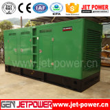 80kw van de Diesel van de Stroom van 100kVA de Geluiddichte Generator Motor van Perkins