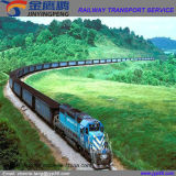 De Vracht van de spoorweg van China aan Rusland