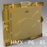 Tela de indicador ao ar livre do diodo emissor de luz P6 para anunciar