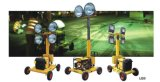 De op een voertuig gemonteerde Aangedreven Benzine van de Toren van de Verlichting van de Apparatuur Mobiele