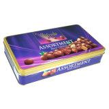 Шоколад консервирует олов помадок