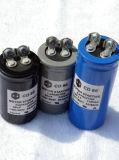 CD60 de Elektrolytische Condensator van het aluminium met de Terminal van het Type van Spelden