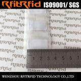 Usine adhésive faite sur commande programmable d'étiquette des collants NFC
