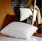 Housse en bambou 100% et remplissage 4 cm Gousset muraux Pillow From Factory