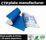 Штраф ставит точки длиннее впечатление CTP для офсетной печати
