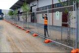 Cerca provisória usada para canteiros de obras/cerca móvel