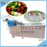 Lavadora de múltiples funciones automática de la arandela de la legumbre de fruta de la burbuja de aire con el Ce certificado