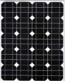 Mono painel solar elevado de eficiência 100W para o painel solar solar de sistema de energia 100W