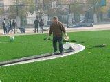人工的な芝生、スポーツ界のための身に着け抵抗の人工的な泥炭