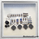 Soem-Aluminium zerteilt Präzisionsteile