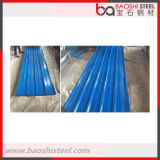 Гальванизированный лист толя металла цвета Coated Corrugated в дешевых ценах