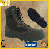 De comfortabele Laarzen van de Woestijn Altama van het Leer van de Koe van het Suède Goedkope Militaire Tactische