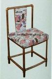 A barra alta creativa industrial retro americana Chair000 da escala de cor da cadeira da barra de ferro