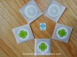 Удостоверение личности Hf RFID откалывает Inlays ярлыков Ntag213 влажные NFC бирок