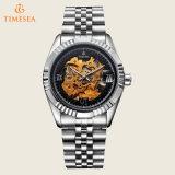 Squelette automatique Men&acute de bijou de qualité ; S Wristwatch72455