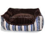 Corduroy / Oxford Design Durable Dog Bed / Pet Cat Mat House (KA00100)