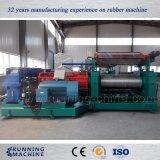 Moinho de mistura de borracha, moinho de mistura aberto com ajuste elétrico Xk-560