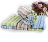 昇進の着色された綿の浴室/ビーチタオル/毛布