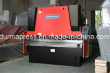 Hydraulische Blech-manuelle faltende Maschine der Platten-Wc67y-63t/2500