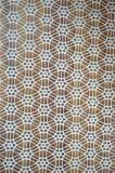 小花パターンデザインのマットポリエステルレースファブリック