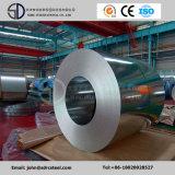 tôle d'acier galvanisée plongée chaude de 0.12mm-2.0mm dans les bobines pour la feuille de toiture