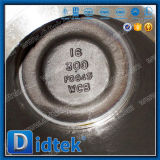 Una flangia da 16 pollici dell'ANSI di Didtek conclude la valvola a saracinesca elettrica di Wcb