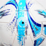 High Quality Machine Stitched Clear Print Football