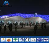 20m im Freienzelte für große Partei, Ereignis und Ausstellungen