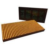 단 하나 황색 LED 원본 전시 화면 모듈