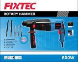 Fixtec 800W 26mm 회전하는 해머 드릴 기계