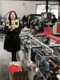 Máquina automática llena para el pegado del rectángulo del PVC PP del animal doméstico