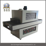 Máquina contínua leve de Hongtai, máquina do sólido da luz UV
