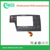 Flex PCB met de Oppervlaktebehandeling van ENIG