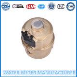 Corpo d'ottone Watermeter volumetrico con R=160 codice categoria C