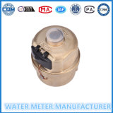 Corpo de bronze Watermeter Volumetric com R=160 classe C
